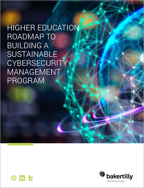 Cybersecurity management in higher education - Baker Tilly